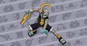 Lethal League Blaze - Late Stage Illmatic outfit for Dice