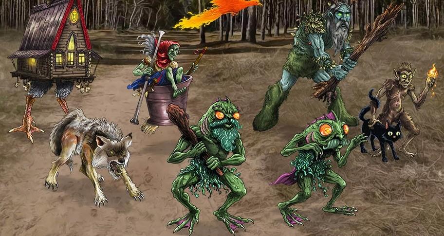 RPG Maker MV - Legends of Russia - Battler Pack