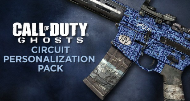 Call of Duty: Ghosts - Circuit Pack