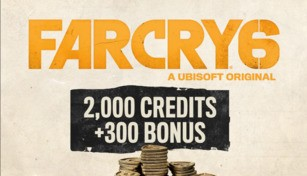 Far Cry 6 - Medium Pack (2,300 Credits)