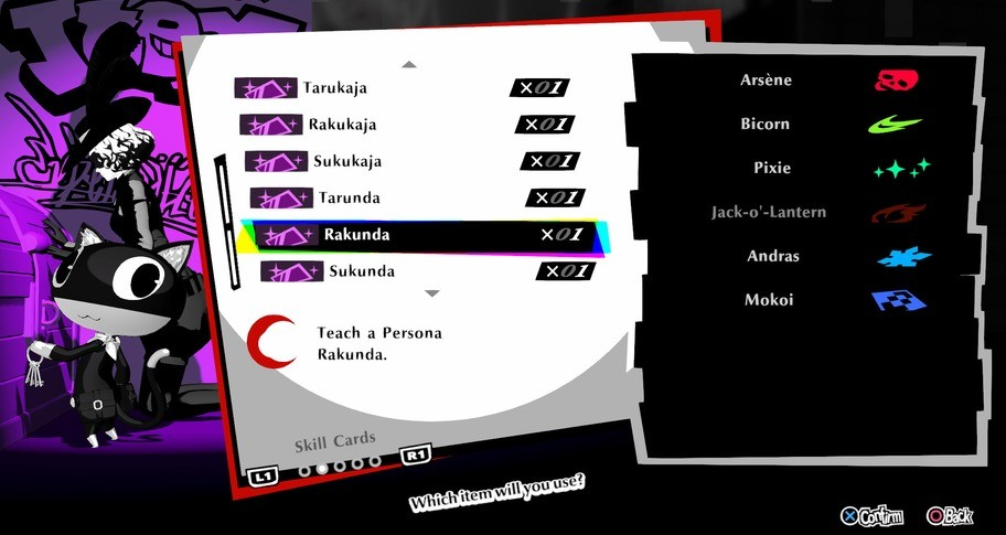 Persona 5 Strikers - All-Out Attack Pack