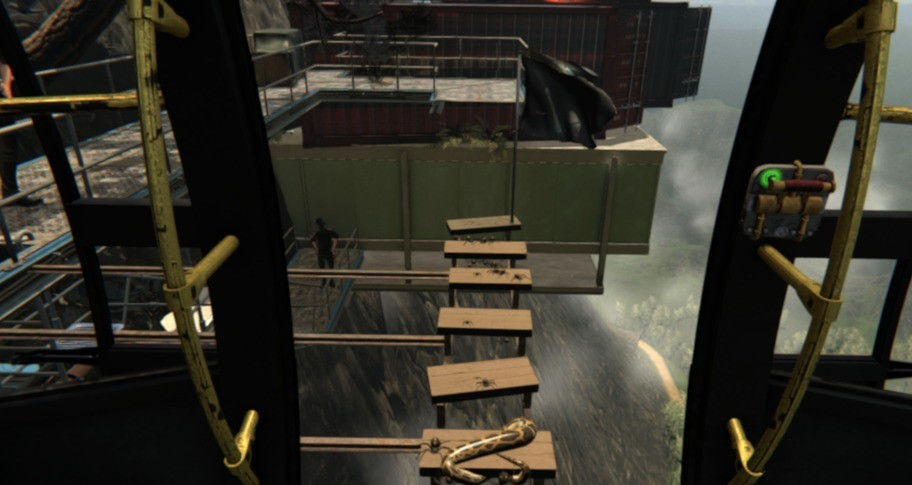 Timber Jump VR
