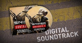 Sniper Ghost Warrior Contracts 2 Soundtrack