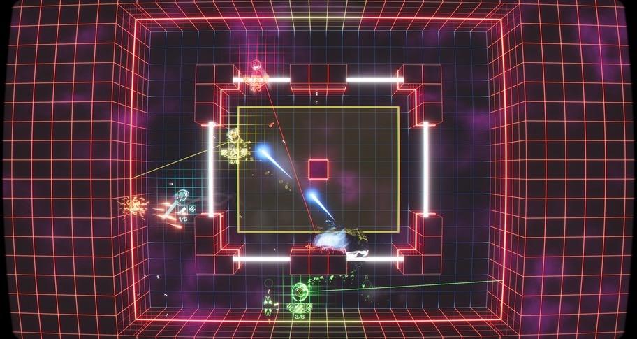 Retrograde Arena - Arms Race Pack