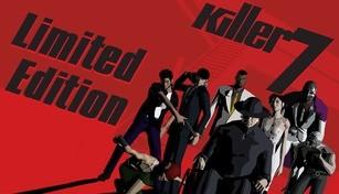 killer7: Digital Limited Edition (Game + Art Book + Soundtrack)
