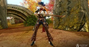 ArcheAge: Unchained - Gunslinger - Silver Expansion
