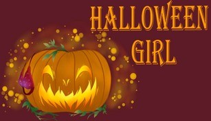 Halloween Girl - Art Book