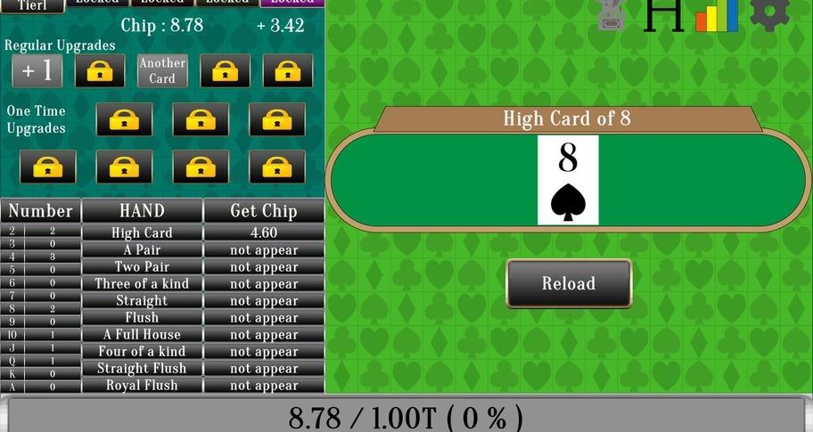 Idle Poker