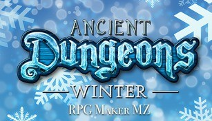 RPG Maker MZ - Ancient Dungeons: Winter for MZ