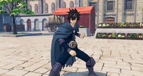 """FAIRY TAIL: Gray's Costume """"Dress-Up"""""""