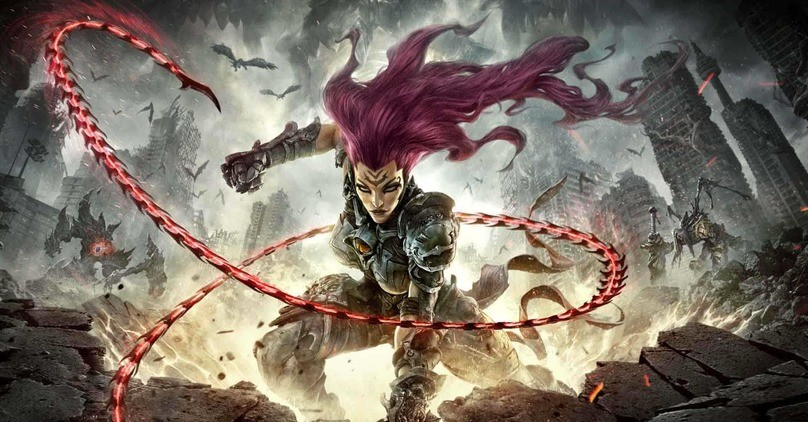[Winners announced] Win 1 of 5 GOG keys for Darksiders Trilogy (worth $99.99 each!)