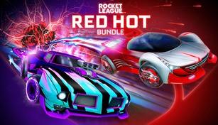 Rocket League - Red Hot Bundle