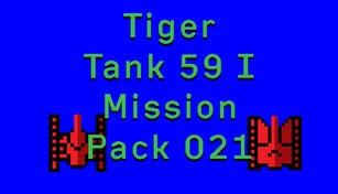 Tiger Tank 59 Ⅰ Mission Pack 021