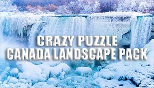 Crazy Puzzle -Canada Landscapes