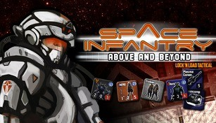 Lock 'n Load Tactical Digital: Space Infantry Above and Beyond Battle Pack 1