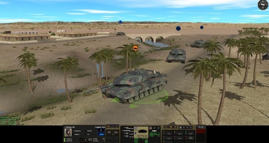 Combat Mission Shock Force 2: NATO Forces