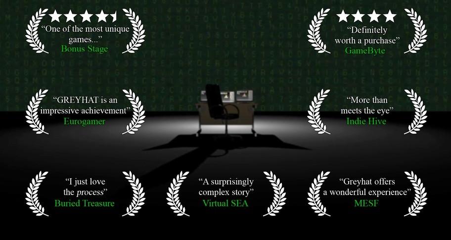 Greyhat - A Digital Detective Adventure