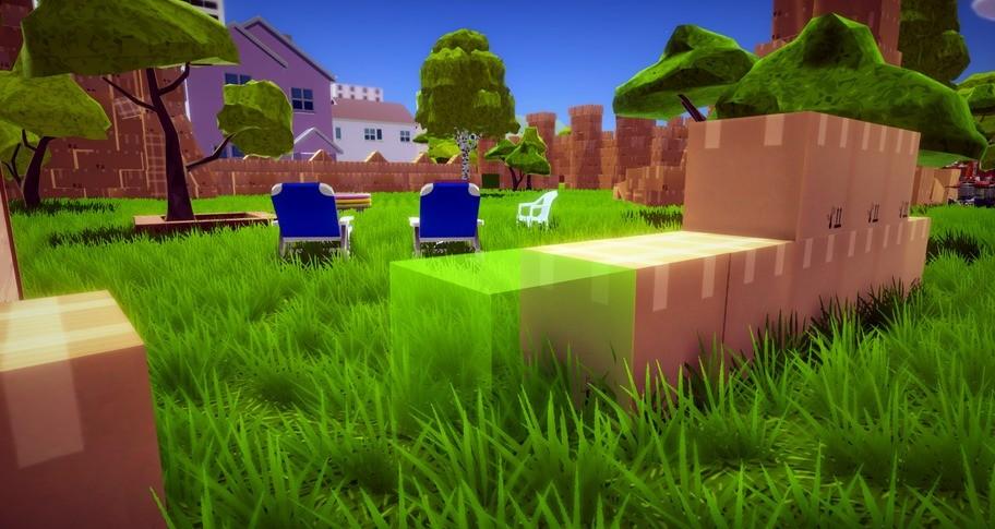 Cartonfall: Fortress - Defend Cardboard Castle
