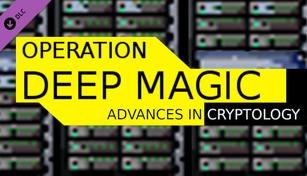 Operation Deep Magic - Advances in Cryptology 2