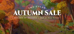 Steam Autumn Sale 2020