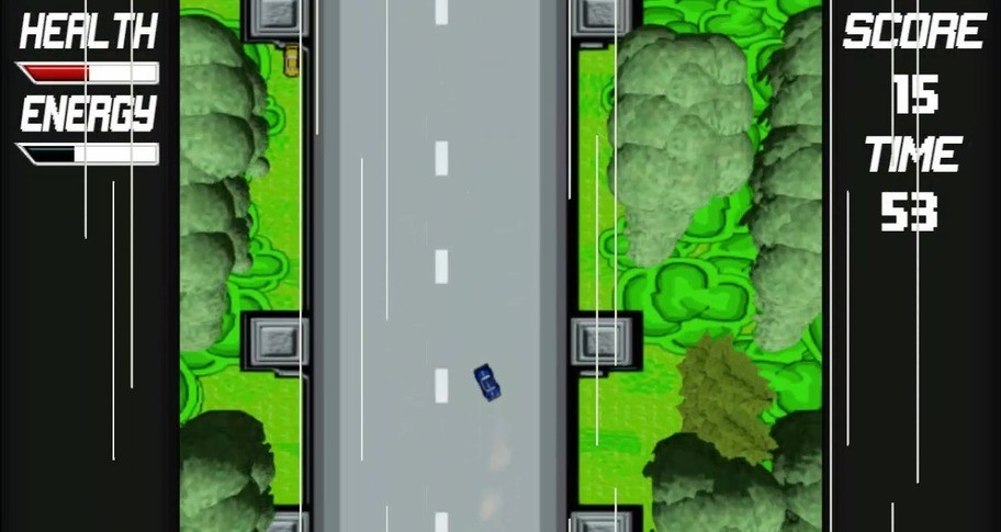 Road Flash