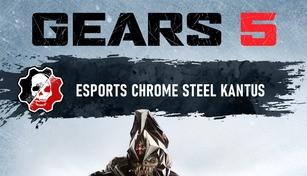 Gears 5 - Esports Chrome Steel Kantus