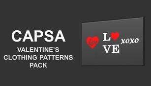 Capsa - Valentine's Clothing Patterns Pack