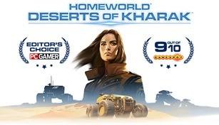 Homeworld: Deserts of Kharak + 2 DLCs