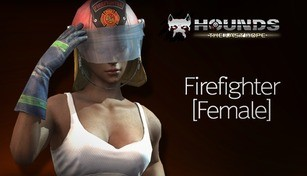 Firefighter Orange (Female)