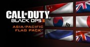 Call of Duty: Black Ops II - Asian Flags of the World Calling Card Pack