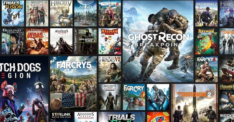 Get first month of Uplay+ for half the price!
