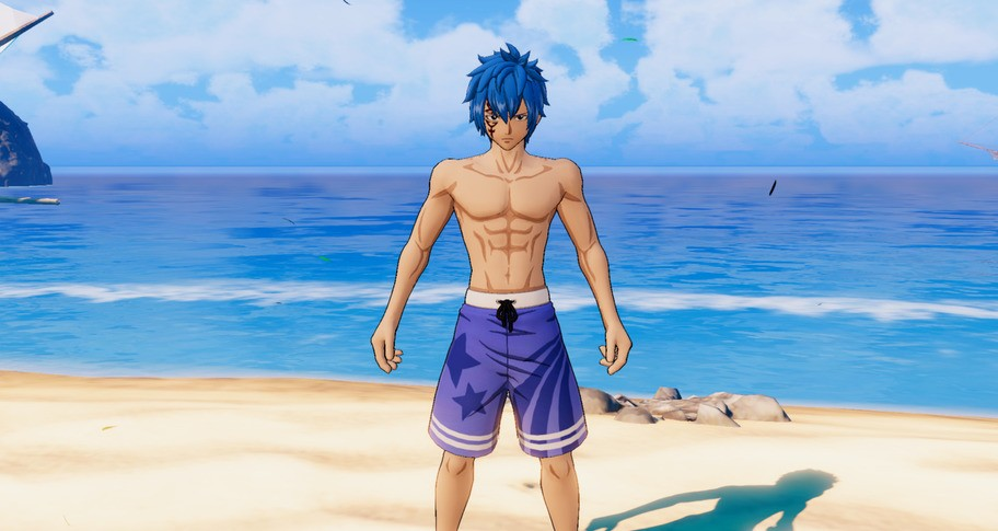 """FAIRY TAIL: Jellal's Costume """"Special Swimsuit"""""""