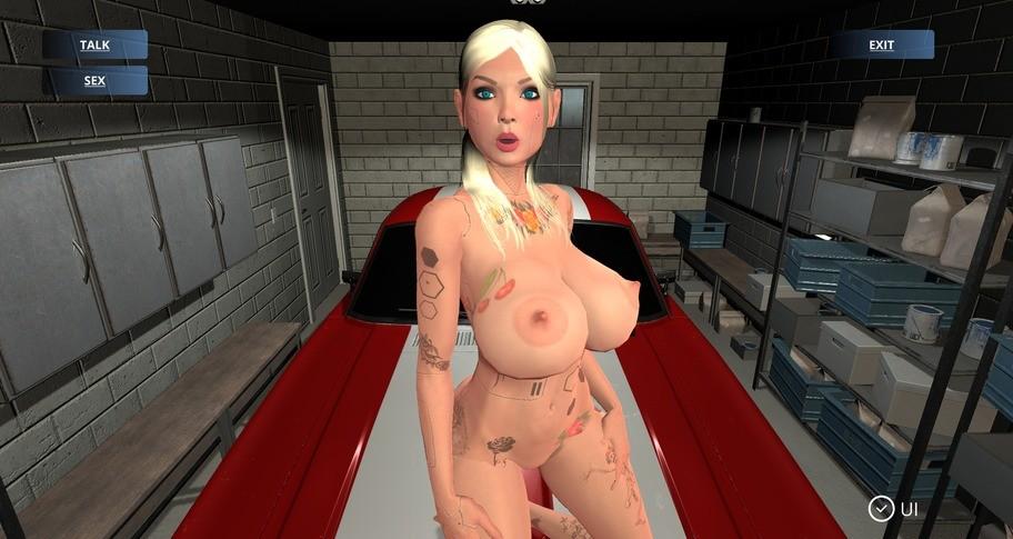 Sex Lady Sonia