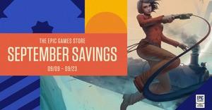 Epic Games Store - September Savings 2021