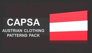 Capsa - Austrian Clothing Patterns Pack