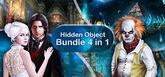 Hidden Object Bundle 4 in 1