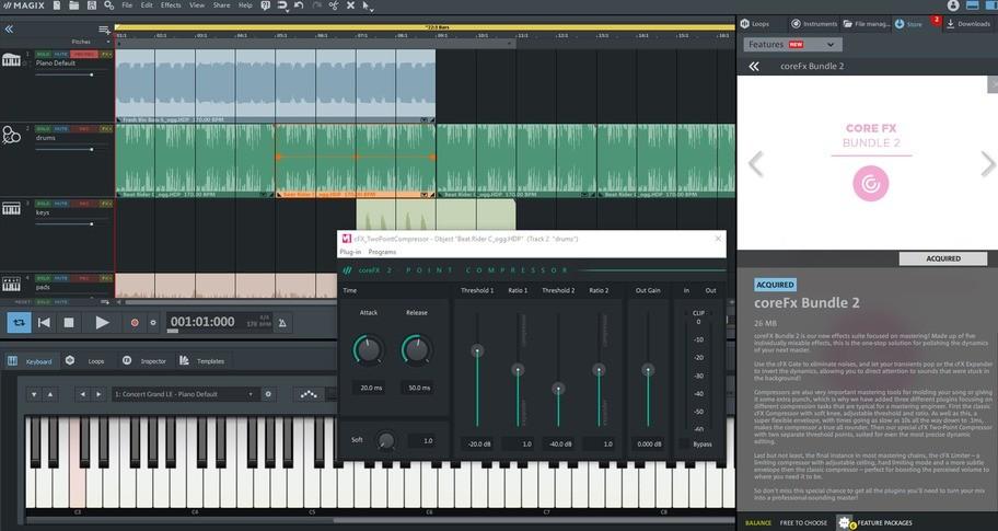 Music Maker 2020 Premium Steam Edition