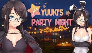 Yuuki's Party Night - Emoticons