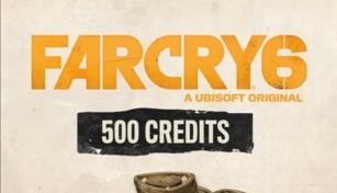 Far Cry 6 - Base Pack (500 Credits)