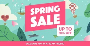 Humble Store - Spring Sale 2021