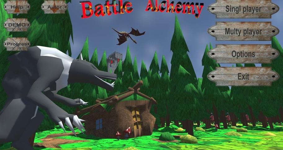 Battle Alchemy