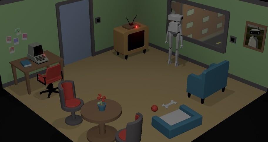 Little Robot Stories