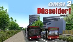 OMSI 2 Add-on Düsseldorf M2