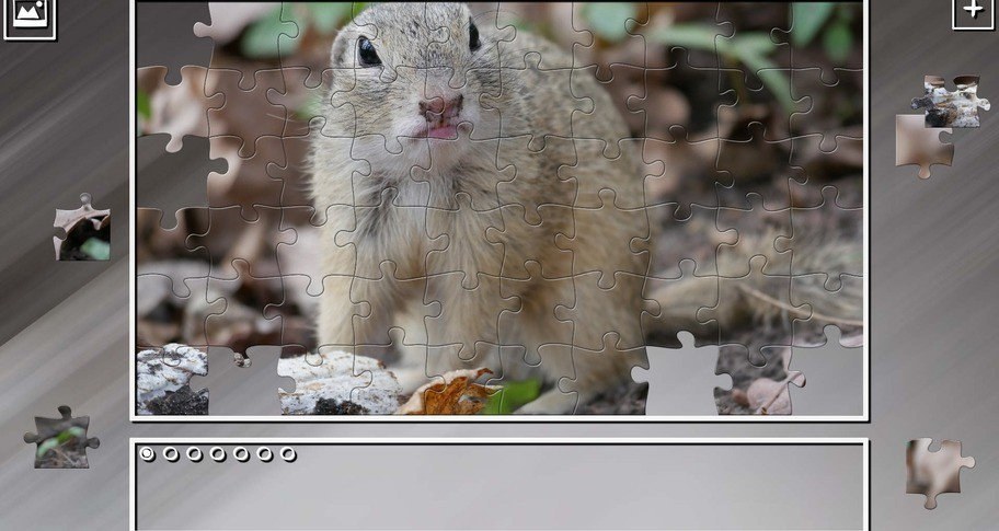 Super Jigsaw Puzzle: Generations - Rodents