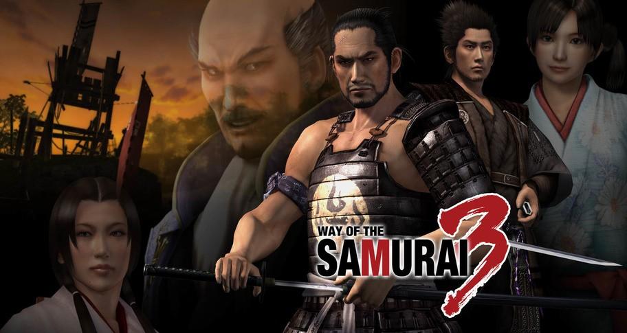 Way of the Samurai 3 - Accessory Set