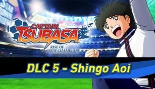 Captain Tsubasa: Rise of New Champions - Shingo Aoi