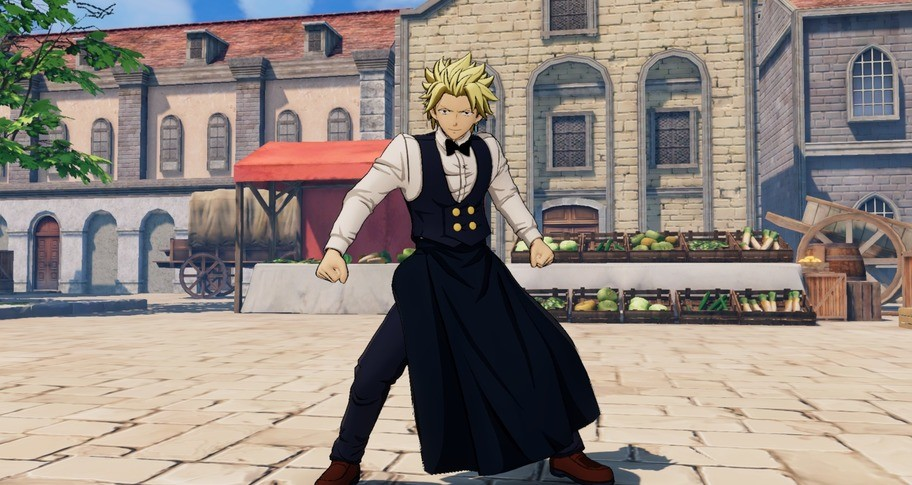 """FAIRY TAIL: Sting's Costume """"Dress-Up"""""""