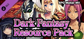 RPG Maker MV - Dark Fantasy Resource Pack