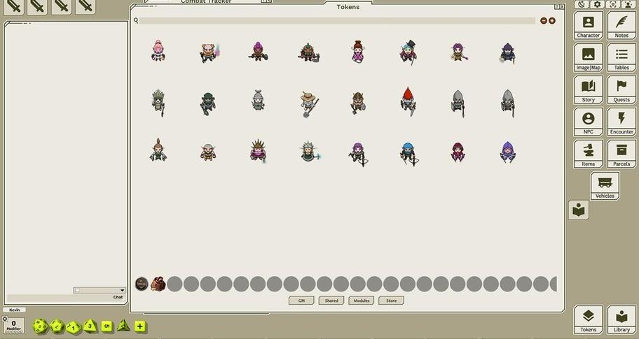 Fantasy Grounds - Gnome Invasion!