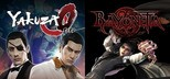 Yakuza and Bayonetta Pack